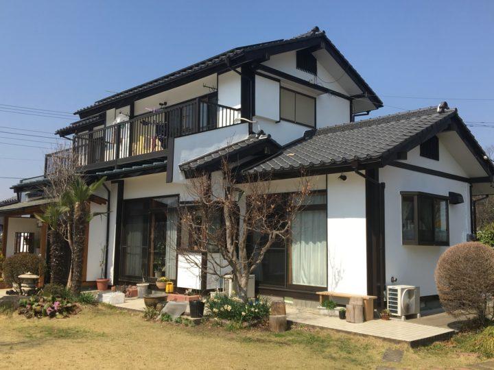 栃木県宇都宮市 W様邸 屋根・外壁塗装工事