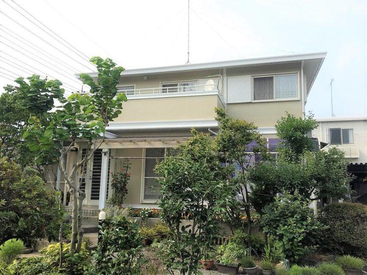 栃木県宇都宮市M様邸 屋根外壁塗装工事