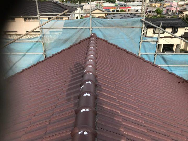 栃木県宇都宮市 Y様邸 屋根塗装工事