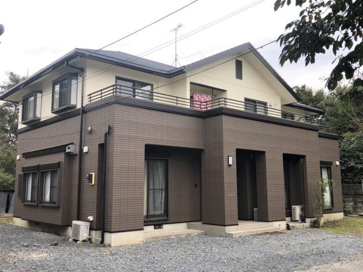 栃木県宇都宮市 Y様邸屋根外壁塗装工事