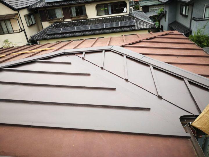 栃木県宇都宮市 Y様邸 屋根部分改修工事