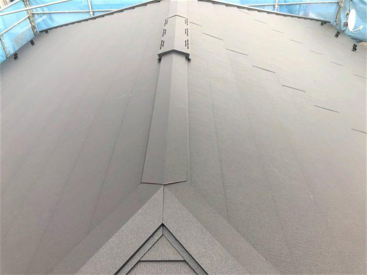 栃木県宇都宮市 K様邸 屋根カバー工法工事