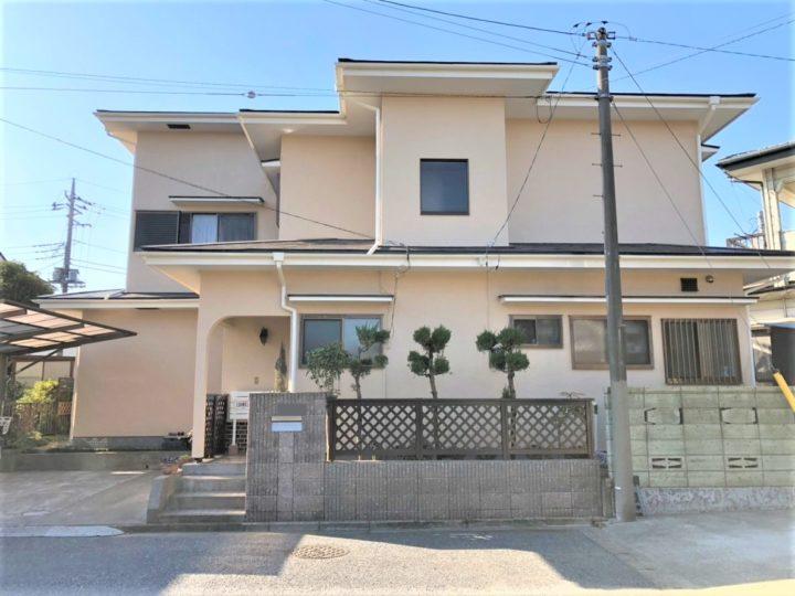 栃木県宇都宮市 S様邸 屋根外壁塗装工事