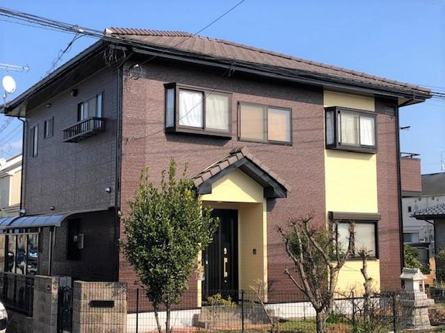 栃木県さくら市 漆喰工事・外壁塗装工事