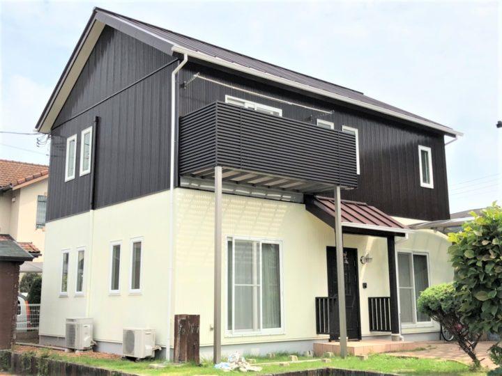 栃木県河内郡 S様邸 屋根外壁塗装工事