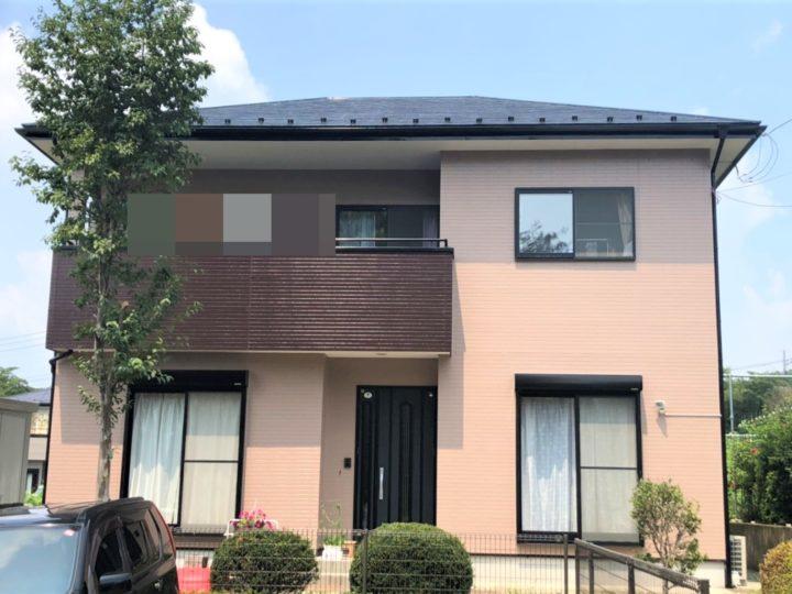 栃木県那須塩原市 A様邸 屋根外壁塗装工事