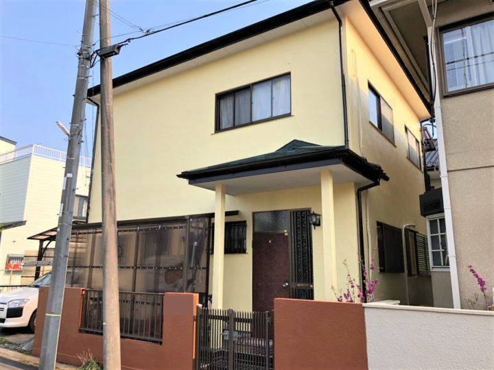栃木県宇都宮市 K様邸 屋根葺き替え工事・外壁塗装工事