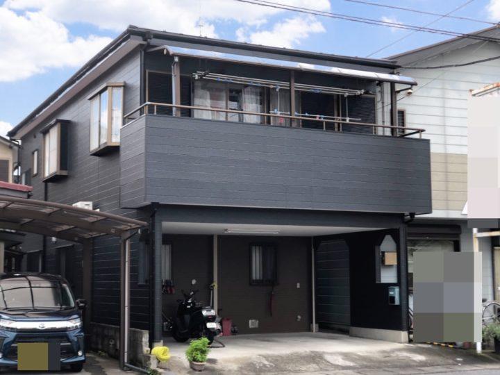 栃木県宇都宮市 H様邸 屋根カバー・外壁塗装工事