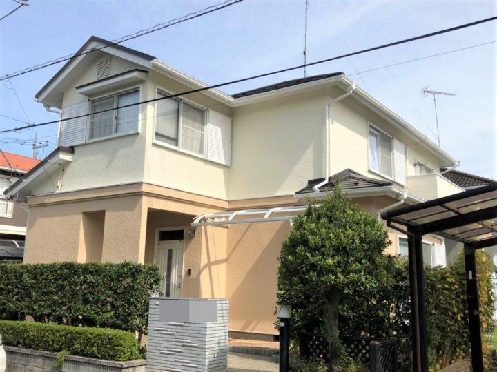 栃木県鹿沼市 Y様邸 屋根カバー・外壁塗装工事