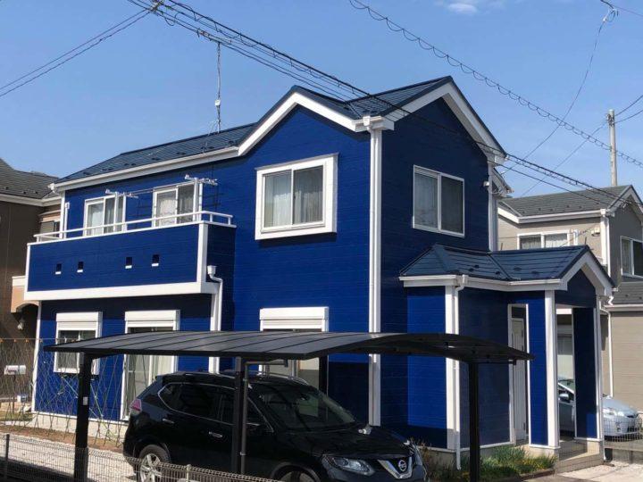 栃木県河内郡 T様邸 屋根カバー工法