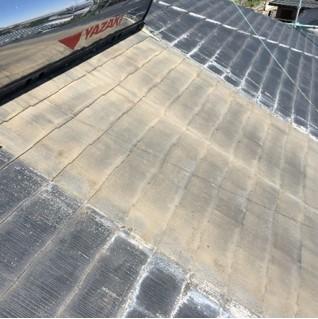 太陽熱温水器パネル撤去・処分施工後